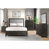 Mccorkle Platform 4 Piece Bedroom Set by Gracie Oaks