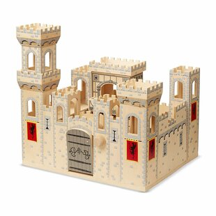 Folding Medieval Castle by Melissa & Doug