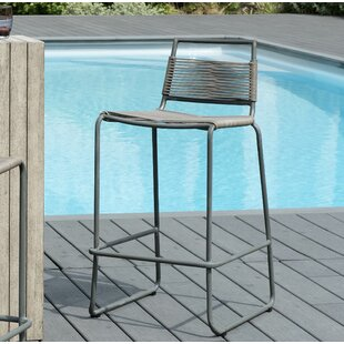 Worden Garden 65cm Bar Stool By Sol 72 Outdoor