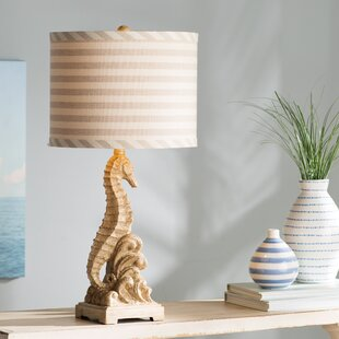 Colby Seahorse 26.5 Table Lamp
