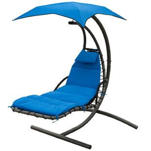 Latitude Run Emilia Hanging Chaise Lounge