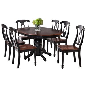 Valleyview 7 Piece Dining Set by TTP Furnish