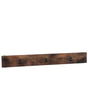 Worrell Wall Mounted Coat Rack By Alpen Home