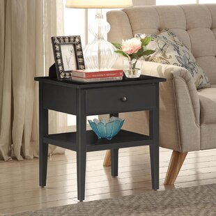 Celina End Table With Storage