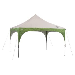 12 Ft. W x 12 Ft. D Steel Pop-Up Canopy by Coleman