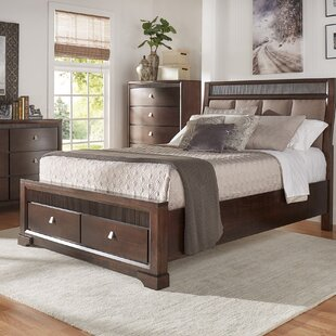 Compare prices Noriega Upholstered Storage Platform Bed by Alcott Hill Reviews (2019) & Buyer's Guide