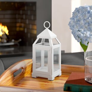 Mini Contemporary Iron Lantern