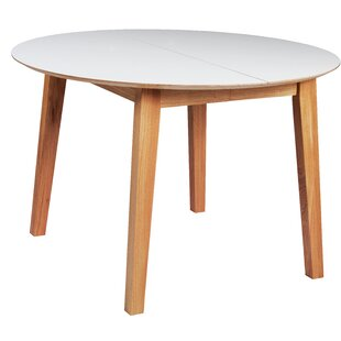 Jenna Round Extendable Dining Table ...