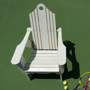 Brookside Solid Wood Adirondack Chair