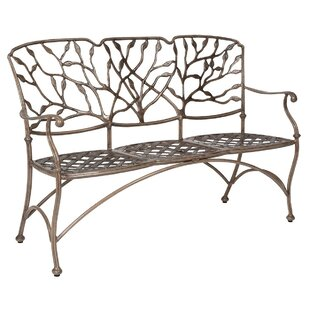 Heritage Garden Bench by Woodard Coupon