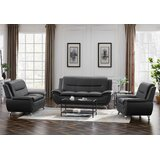 Domonik 3 Piece Standard Living Room Set by Latitude Run®