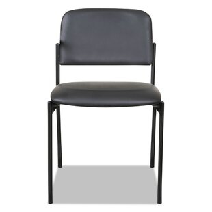 Cranon Stacking Guest Chair (Set of 2) (Set of 2) by Symple Stuff