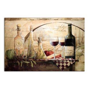 Wine And Cheese Wall Art Wayfair