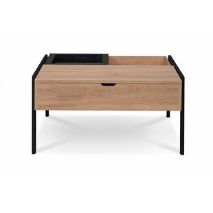 Brayden Studio Sabrina Lift Top Coffee Table