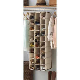 30 Pair Hanging Shoe Organizer
