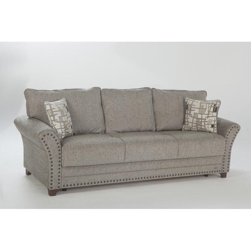 Alcott Hill Bartol 3 Seat Sleeper Sofa Bed   Wayfair