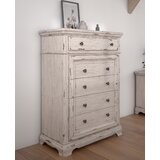 Ian 5 Drawer Chest by Rosalind Wheeler
