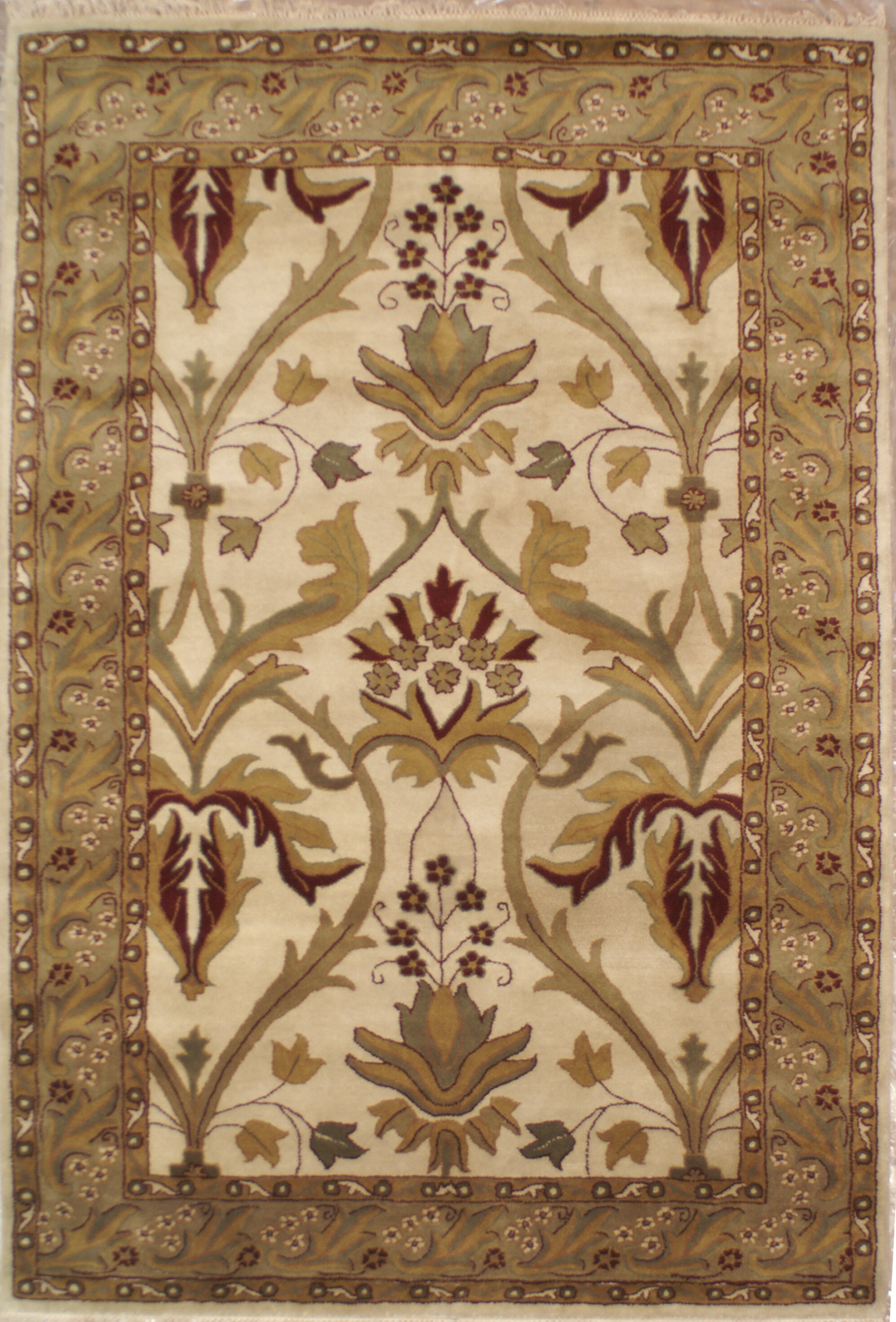 Crafts Antique Hand Tufted Wool