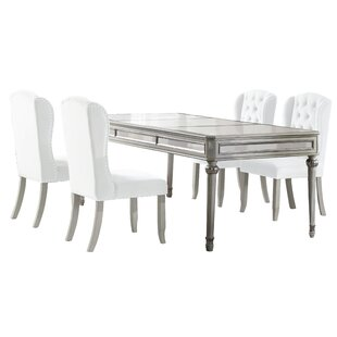 Salvatore 5 Piece Dining Set