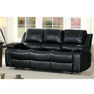Shop Holloman Reclining Sofa by Red Barrel Studio