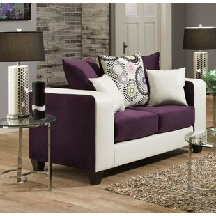 Gorney Loveseat by Ebern Designs New