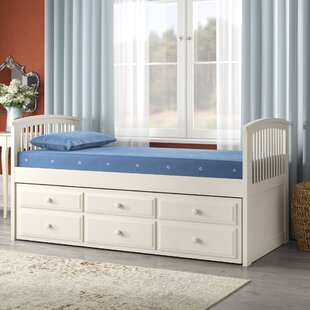Naomie Daybed With Trundle And Mattress By August Grove