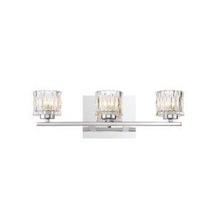House of Hampton Moralez 3-Light Vanity Light