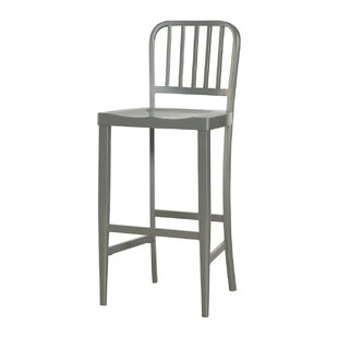 Hunsinger 30.25 Bar Stool (Set of 2) Brayden Studio