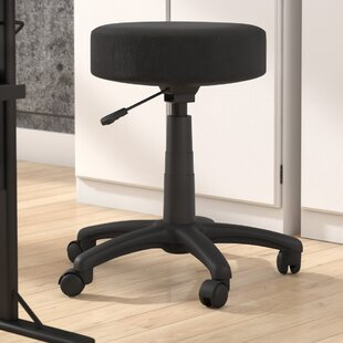 Darryl Adjustable Height Stool with Cushion