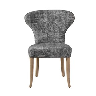 Easter Wing Back Upholstered Dining Chair..