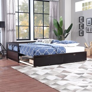Rhinehart Twin Bed with Trundle