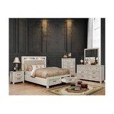 Caitlyn Queen 5 Piece Bedroom Set by Rosalind Wheeler