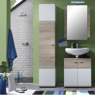 Nikolas 3 Piece Bathroom Furniture Set By 17 Stories