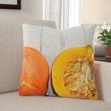 Pumpkin Outdoor Pillows Wayfair