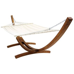 Carole Free Standing Double Hammock with Stand by Kampen Living