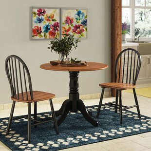 Hoggan 3 Piece Breakfast Nook Dining Set by August Grove