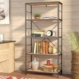 Macon Etagere Bookcase by Greyleigh™