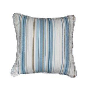 Veranda Stripe Decorative Throw Pillow