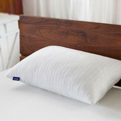 Medium Memory Foam Cooling Bed Pillow clihome