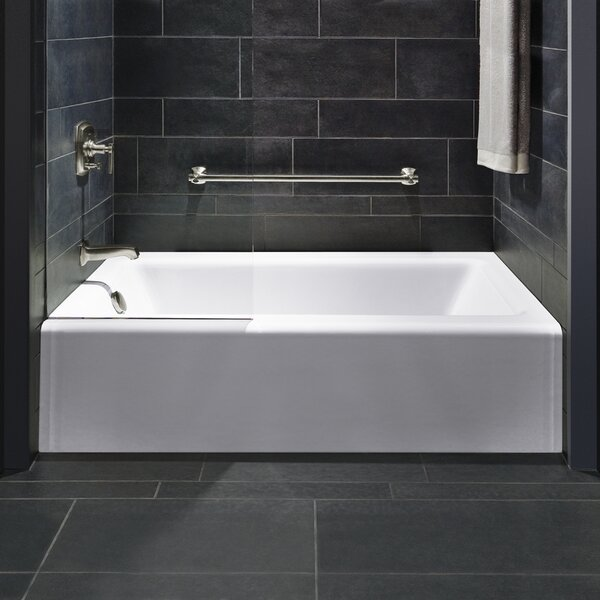 Bellwether Alcove 60 X 32 Soaking Bathtub
