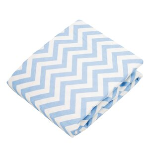 Affordable Flannel Fitted Play Pen Sheet ByKushies Baby