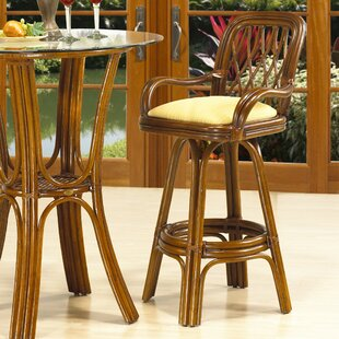 Looking for Coco Cay 30 Swivel Bar Stool by Boca Rattan Reviews (2019) & Buyer's Guide