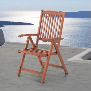 Beauty Deck Chair by Home & Haus