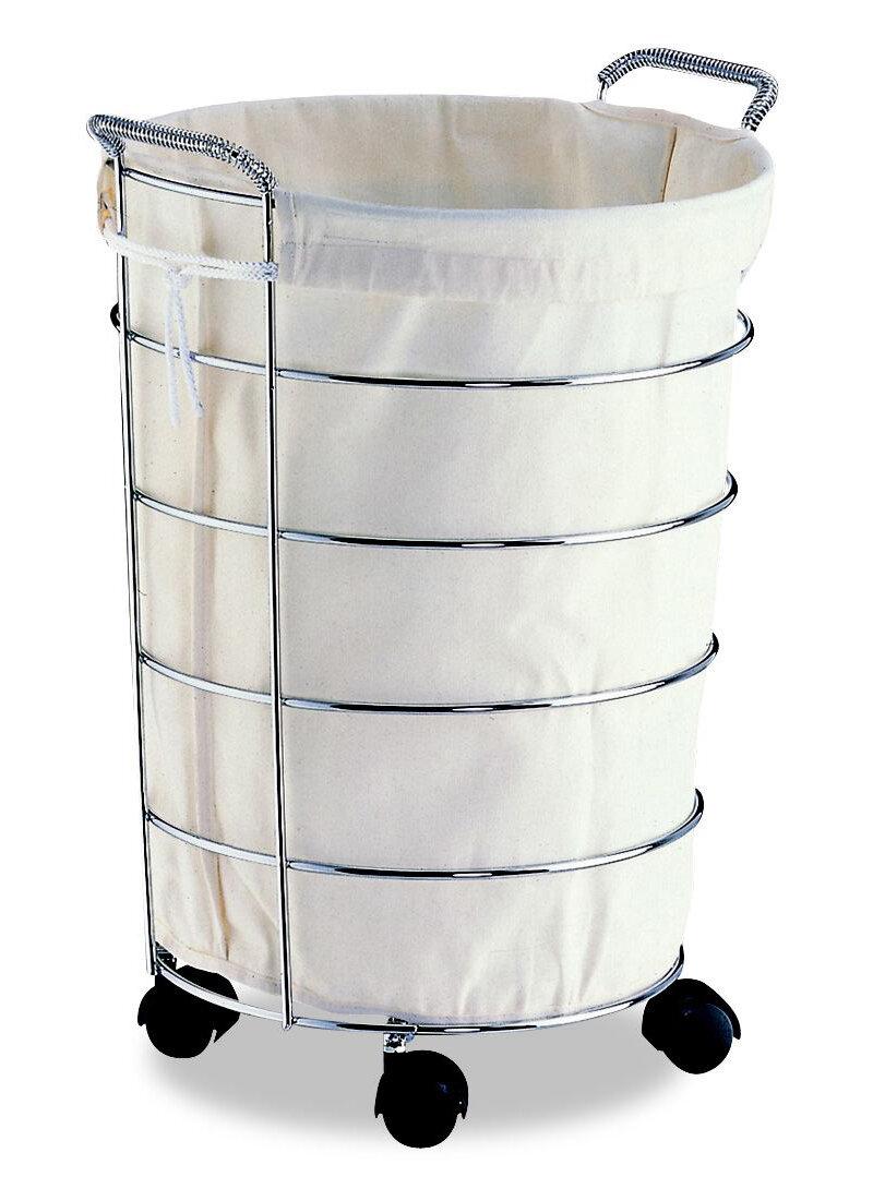 OIA Laundry Hamper & Reviews | Wayfair