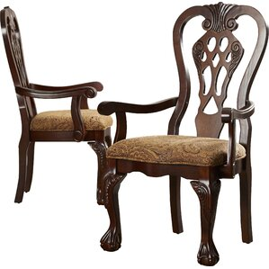 Christon Traditional Arm Chair (Set of 2) by Astoria Grand