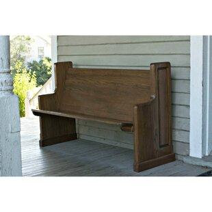 Etonbury Solid Wood Garden Bench