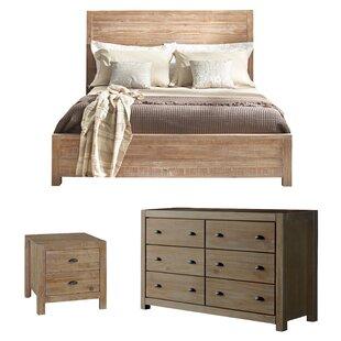 Montauk Panel Configurable Bedroom Set by Grain Wood Furniture