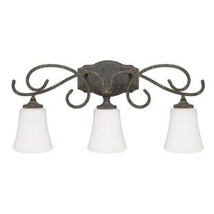 Astoria Grand Balster 3-Light Vanity Light
