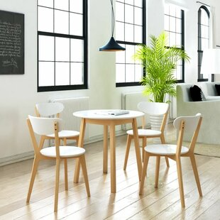 Elinn Dining Set With 4 Chairs By Norden Home