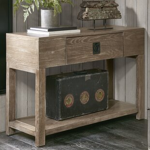 Union Rustic Madiun Console Table
